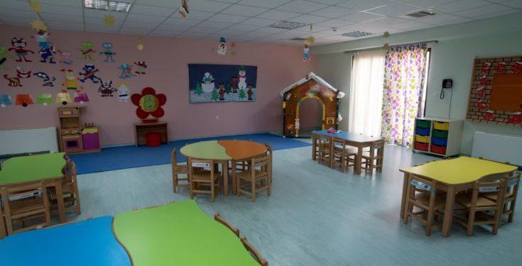 Επιχορηγήσεις για την αναβάθμιση δημοτικών παιδικών και βρεφικών σταθμών