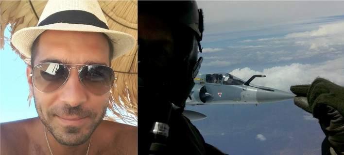Βρέθηκε η σορός του άτυχου πιλότου από ψαράδες