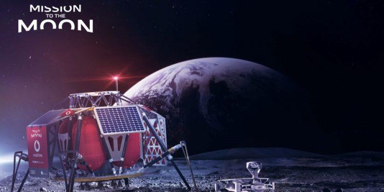 Η VODAFONE και η NOKIA θα δημιουργήσουν το πρώτο 4G δίκτυο στη Σελήνη