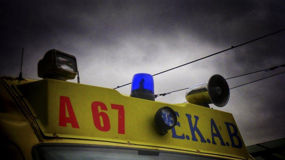 Στη ΜΕΘ του ΠΑΓΝΗ μοτοσικλετιστής που ακρωτηριάστηκε, μετά από τροχαίο στη Σταλίδα