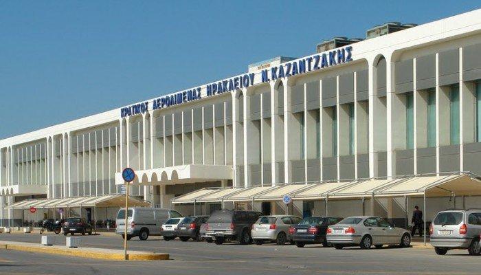 Συνελήφθησαν τρεις αλλοδαποί για πλαστογραφία πιστοποιητικών στον Αερολιμένα Ηρακλείου