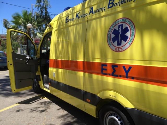 Τραγωδία στην άσφαλτο της Κρήτης - Νεκρός οδηγός δικύκλου