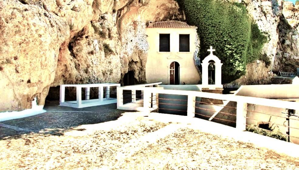 Μονή Φανερωμένης: Αναστηλώνεται το ξακουστό μοναστήρι - Πόλος έλξης για χιλιάδες πιστούς