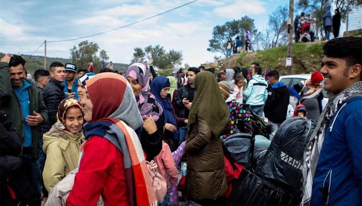4.000 ασυνόδευτα παιδιά λόγω έλλειψης θέσεων φιλοξενίας