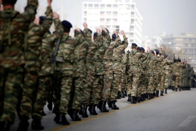 Απαγόρευση κινητών στον στρατό για μία εβδομάδα