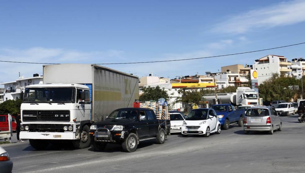 Αλλάζει η κυκλοφορία - Έρχονται μονοδρομήσεις και roundabout