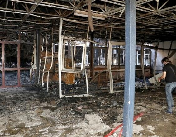 Ηράκλειο: Στη βουλή η στέγαση υπηρεσιών του Βενιζελείου μετά την πυρκαγιά
