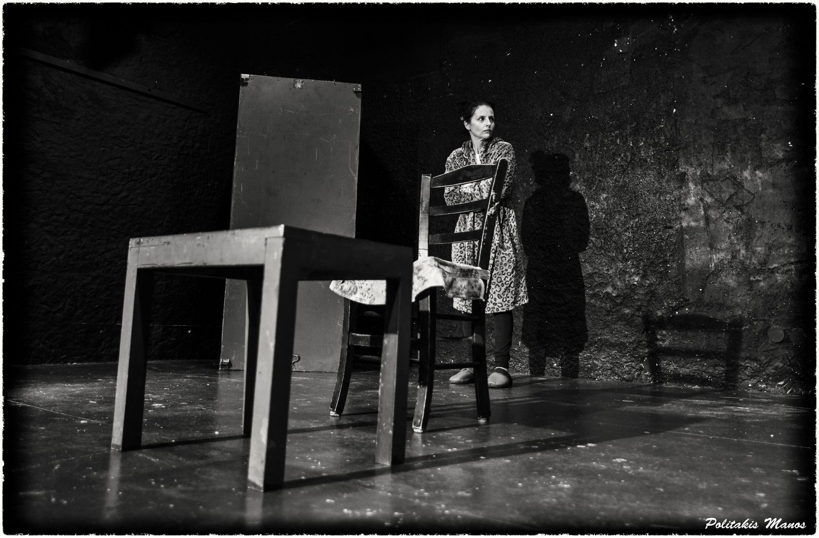 «Δύο Γυvαίκες Χορεύουv» στο Θέατρο Κρήτης ( vid)
