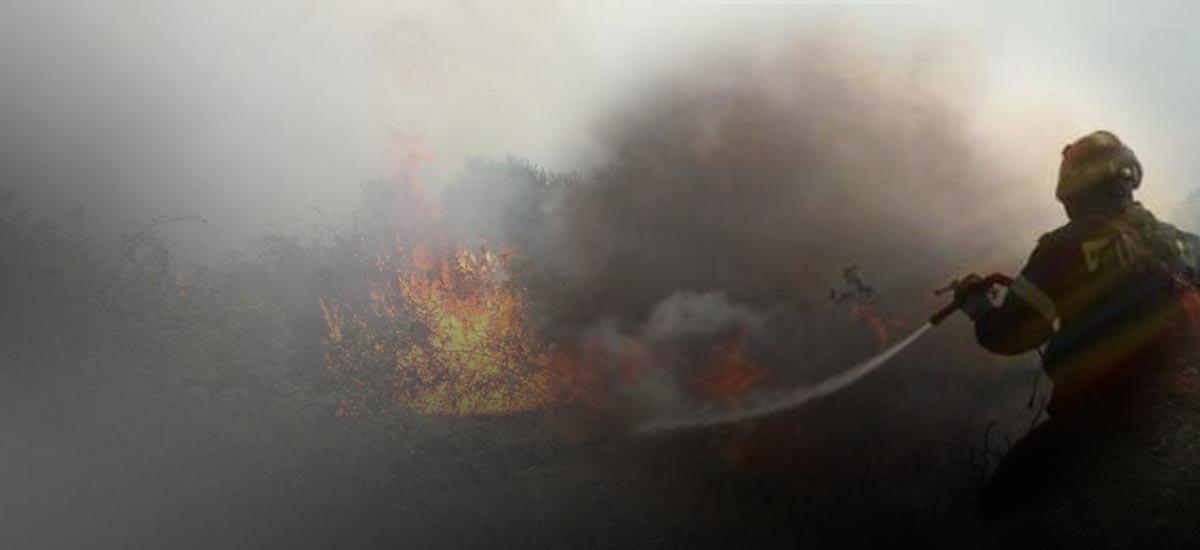 Συνελήφθη ηλικιωμένος για τη φωτιά στην Κίσσαμο