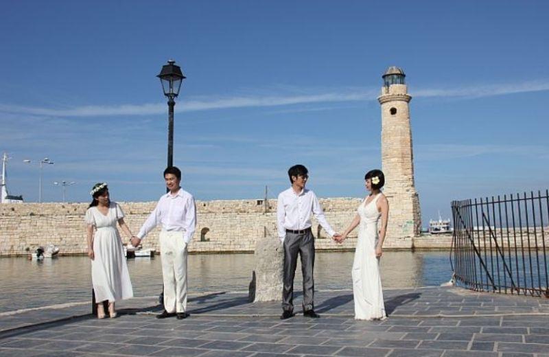 Προβολή και έσοδα μέσω... του γαμήλιου τουρισμού διεκδικεί το Ρέθυμνο!