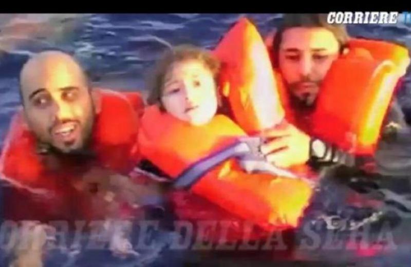 Άψυχα κορμιά, ουρλιαχτά παιδιών και φωνές για βοήθεια στα νερά της Λαμπεντούζα