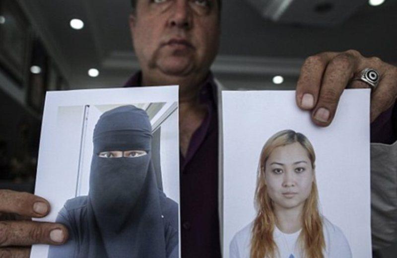 Χώρισε τον άντρα της και ζήτησε καταφύγιο στους τζιχαντιστές!
