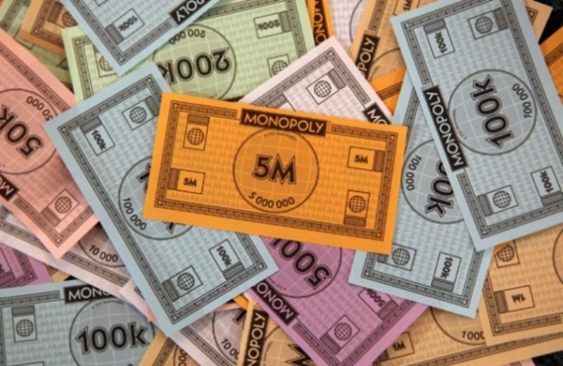 Ασύλληπτη απάτη σε Ελληνα κοσμηματοπώλη: Τον πλήρωσαν με χρήματα από τη... Monopoly!