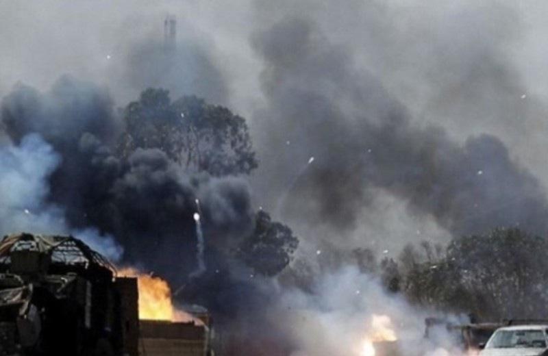 Οι ΗΠΑ συνεχίζουν τους βομβαρδισμούς εναντίον των τζιχαντιστών σε Συρία και Ιράκ