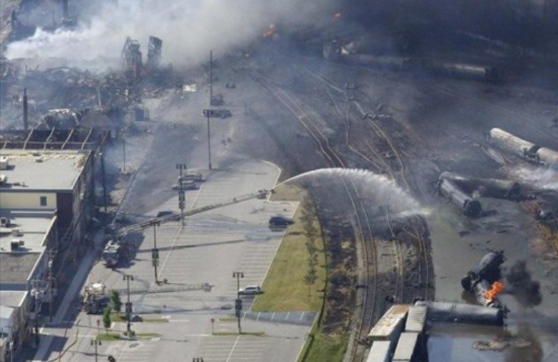 21d29f3cd9a3 Πολλοί τραυματίες από έκρηξη στο Οντάριο του Καναδά!