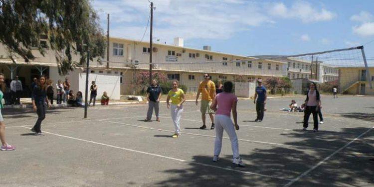 Κατάληψη στο Καλλιτεχνικό σχολείο Ηρακλείου