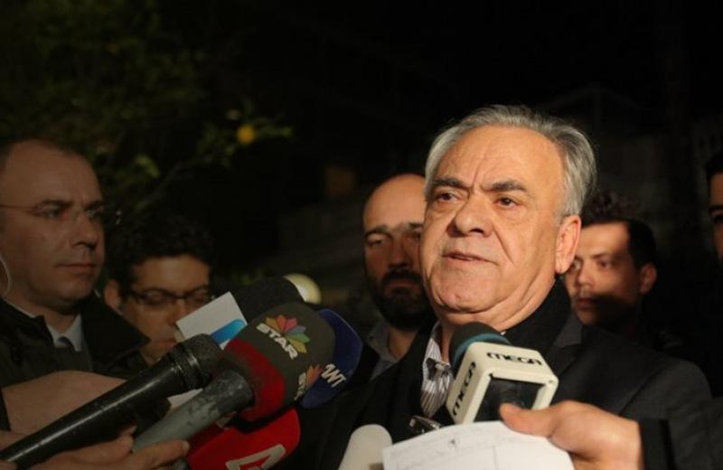 """Δραγασάκης: Θέλουμε διάλογο και όχι τσαμπουκάδες - παρέμβαση μετά τη """"θύελλα"""" στις αγορές"""