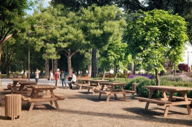 Ηράκλειο: Έτσι θα είναι μετά την ανακαίνιση, το νέο... Πάρκο Γεωργιάδη (βίντεο)