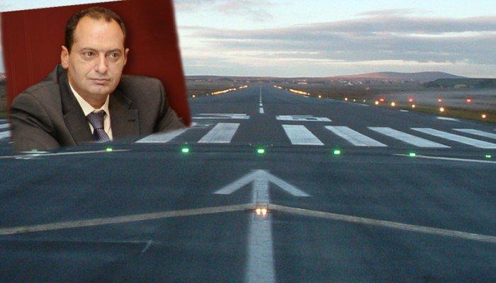 Σπρίτζης: Τον Ιανουάριο στη Βουλή η σύμβαση για το αεροδρόμιο στο Καστέλι