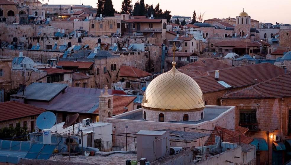 Ιερουσαλήμ: Η πόλη που μαρτύρησε, τάφηκε και αναστήθηκε ο Ιησούς
