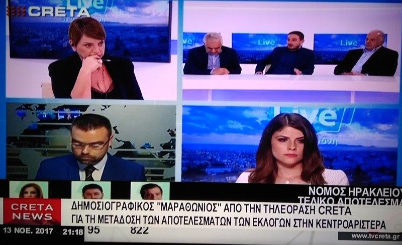 Οι τηλεθεατές ψήφισαν… CRETA και είδαν τον τηλεοπτικό...μαραθώνιο!