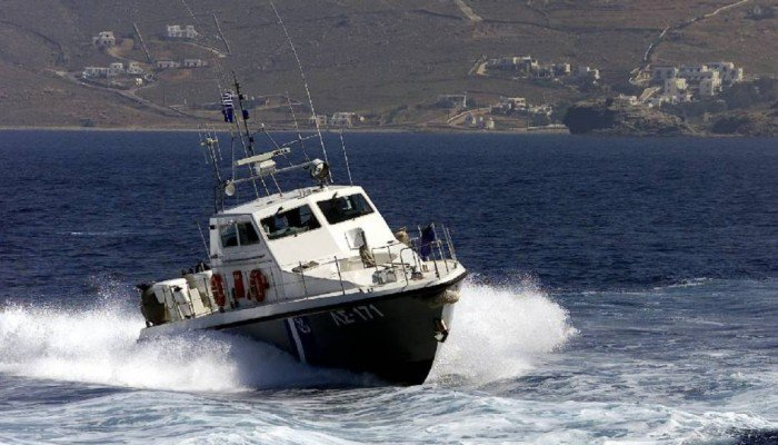 Μεταφορά ασθενούς από φορτηγό πλοίο που έπλεε ανοιχτά του Ηρακλείου