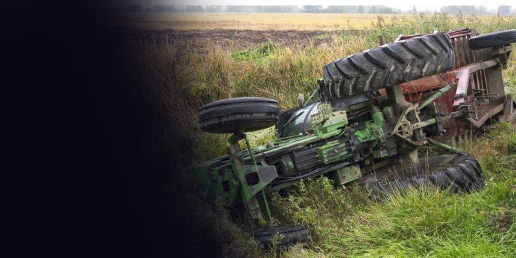 Τραγωδία: Νεκρός αγρότης που καταπλακώθηκε από τρακτέρ