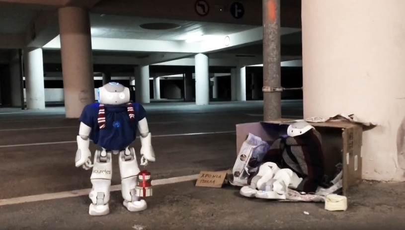 «ΡΟΜΠΟΤάκης» - Στο Ηράκλειο το πρώτο ρομπότ για τη διαχείριση απορριμμάτων