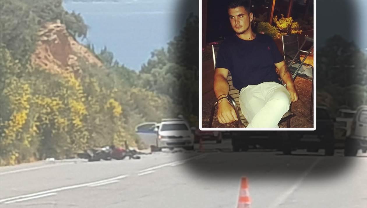 Δυστύχημα στο Πλατάνι: Σπαρακτικά μηνύματα για τον 21χρονο Σταμάτη