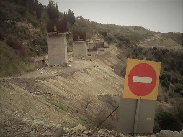 Ξανά στον… «αέρα» ο δρόμος Ηράκλειο - Μεσαρά