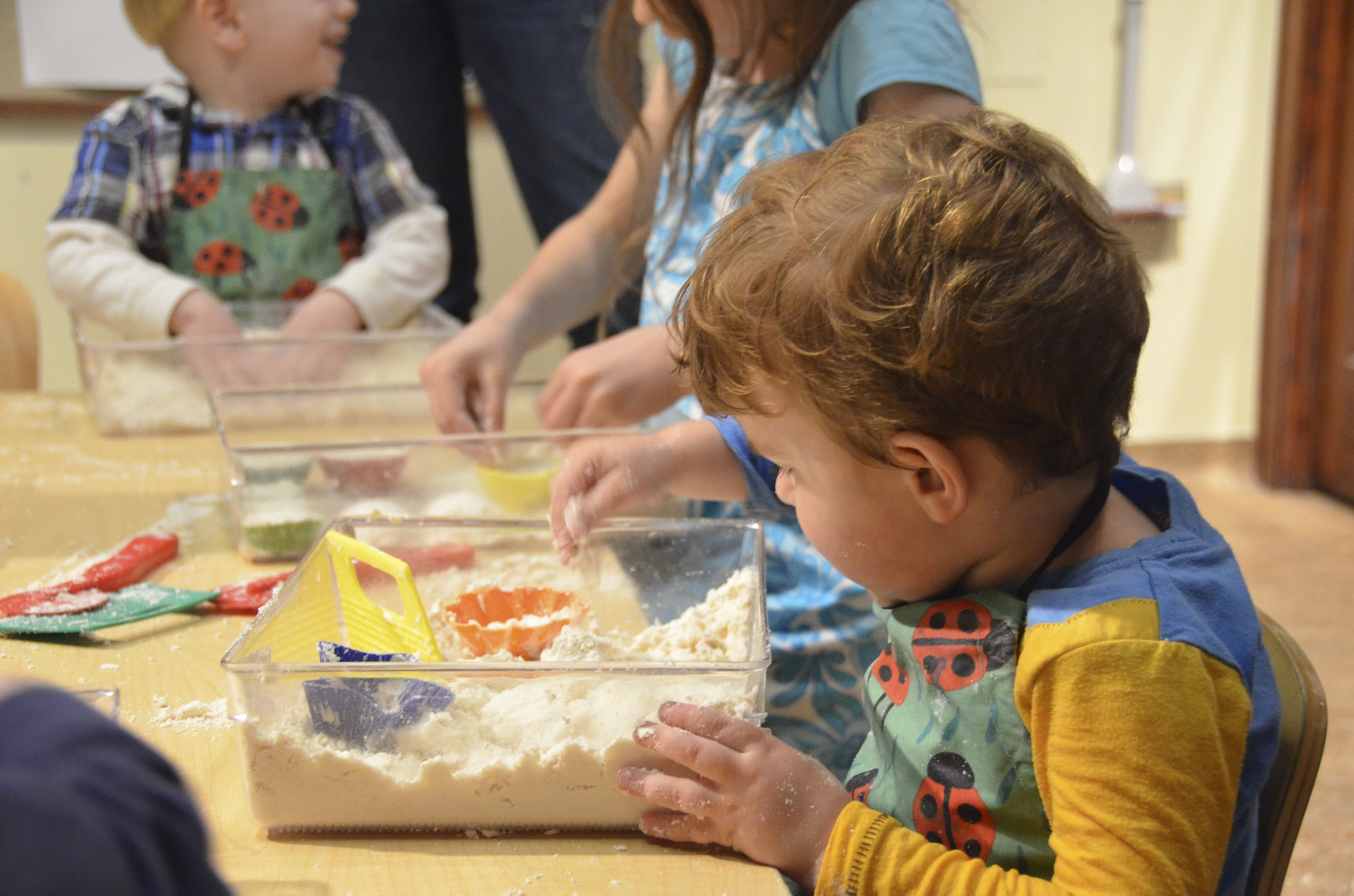 Οικογενειακές εξερευνήσεις για γονείς με παιδιά από 6 έως και 12 μηνών!