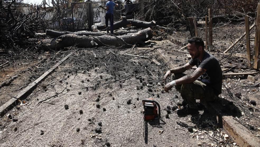 Φωτιά στο Μάτι: Πόρισμα κόλαφος - Που αποδίδονται οι ευθύνες
