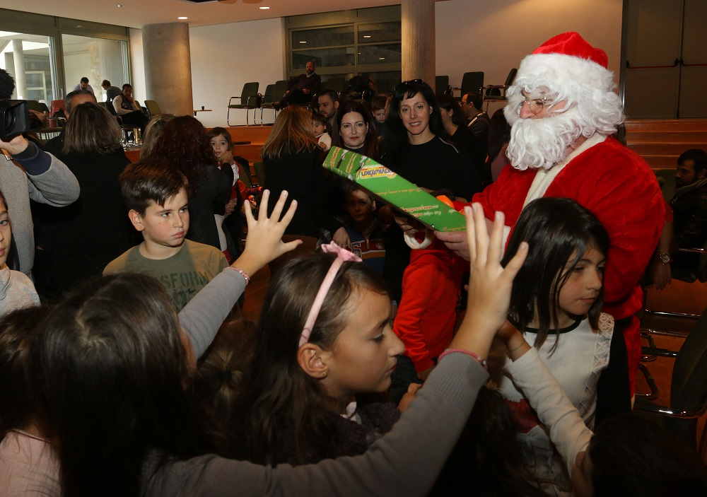 Στο Cretaquarium η παιδική χριστουγεννιάτικη εκδήλωση της ΕΣΗΕΠΗΝ το Σάββατο 16 Δεκεμβρίου 2017