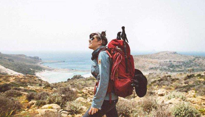 Η γυναίκα που διέσχισε την Κρήτη με τα πόδια 2a2a80863c5