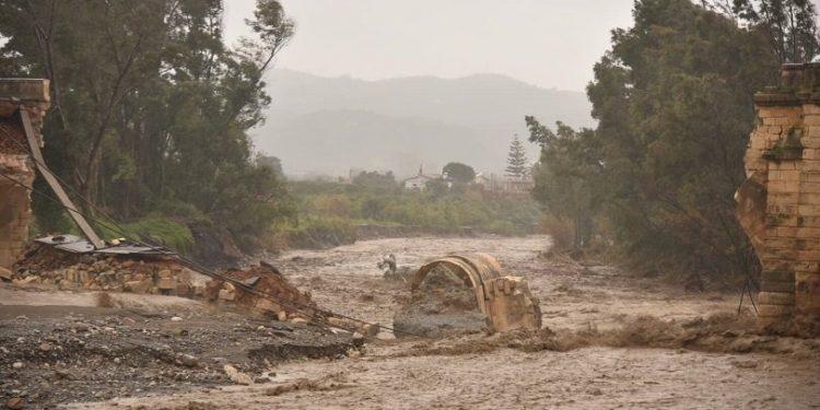 Αλλαγές στο ανάγλυφο της Κρήτης προκάλεσαν οι βροχές
