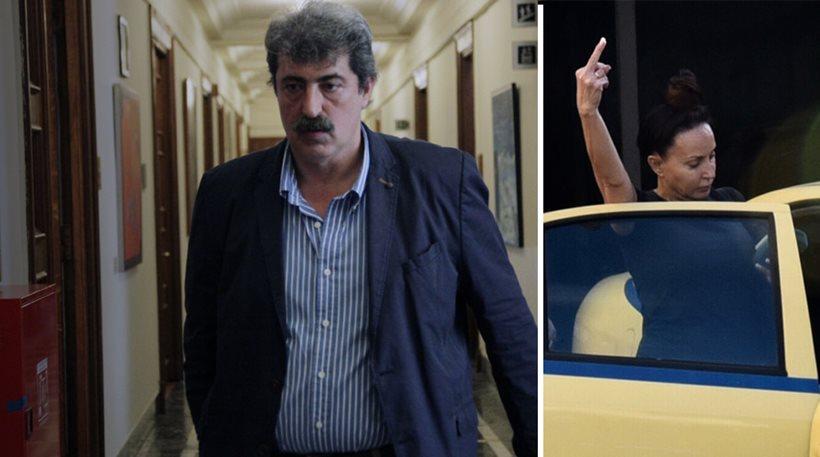 Η Βίκυ Σταμάτη ζητά 1 εκατ. αποζημίωση από τον Πολάκη για το «νεόπλουτο τσουλί»