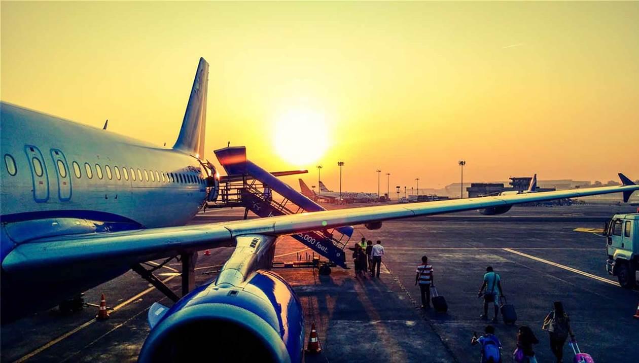 Περιπέτεια στον αέρα για αεροσκάφος με προορισμό το Ηράκλειο