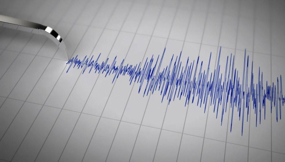 Σεισμική δόνηση 3,8 Ρίχτερ δυτικά της Παλαιόχωρας