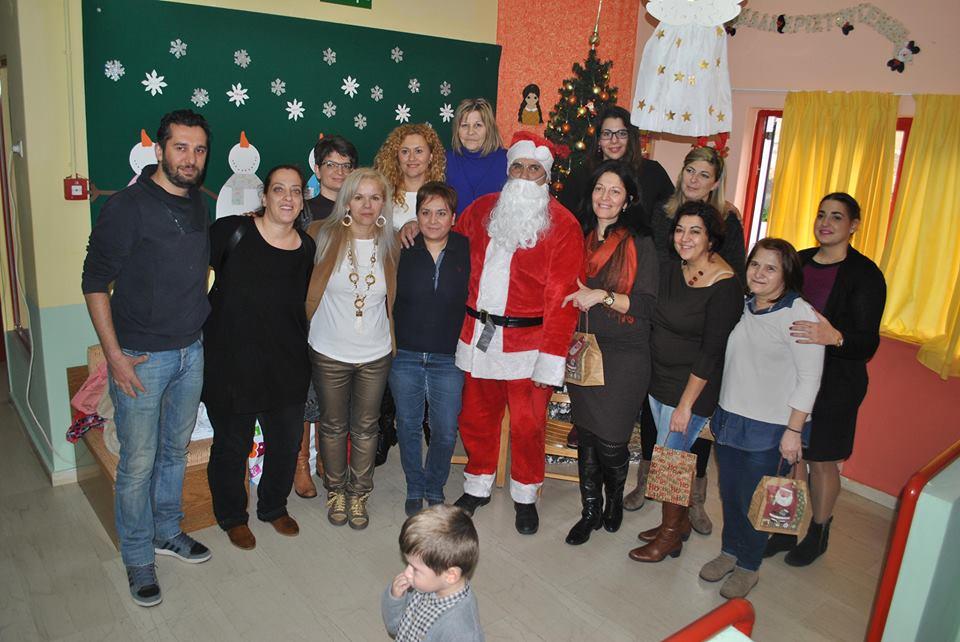 Μια κίνηση αγάπης και ανθρωπιάς από το Β ΚΕΠΑ Ηρακλείου- Μετά τη γιορτή δώρισαν τα φαγητά στην «Κίτρινη Αποστολή»