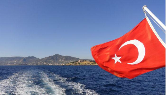 Το τουρκικό Πολεμικό Ναυτικό στέλνει τα πλοία του για άσκηση ανατολικά της Κρήτης