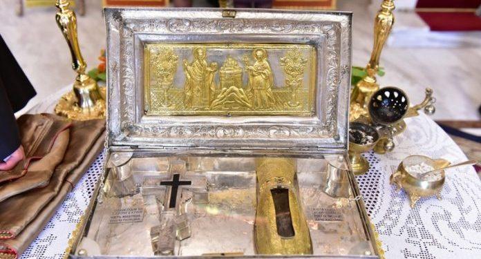 Στην Κρήτη το «αγιασμένο» χέρι της Αγίας Μαρίας της Μαγδαληνής