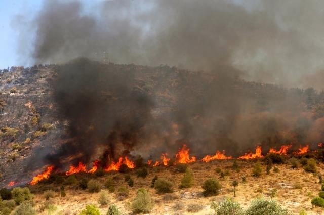 Έκκληση από την Πυροσβεστική στην Κρήτη