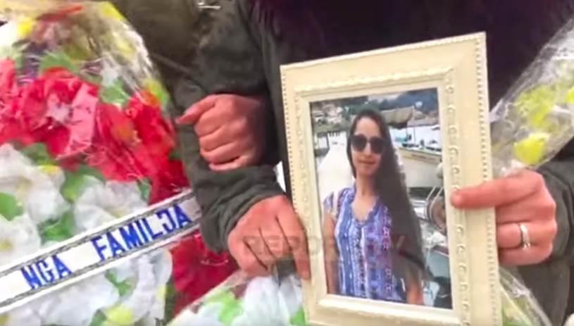 Θρήνος στην κηδεία της 29χρονης Αγγελικής