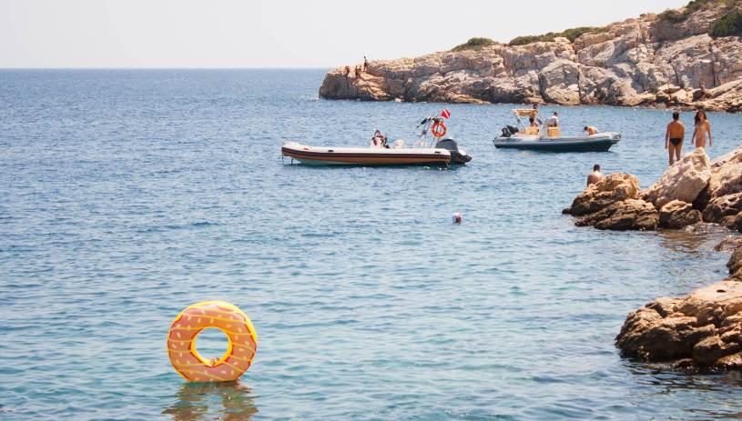 Στο «κόκκινο» ο υδράργυρος στην Κρήτη: Ξεπέρασε τους 30 °C η θερμοκρασία