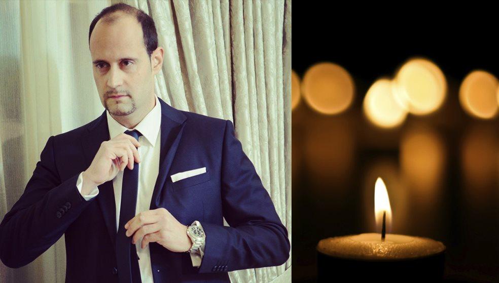 Βαρύ πένθος στον Εργοτέλη για το χαμό του Κωνσταντίνου Νέγκα