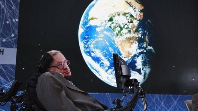Έφυγε από τη ζωή ο διάσημος αστροφυσικός Στίβεν Χόκινγκ