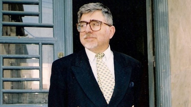 Το Ηράκλειο αποχαιρέτησε τον αγωνιστή νομικό Δημήτρη Ξυριτάκη