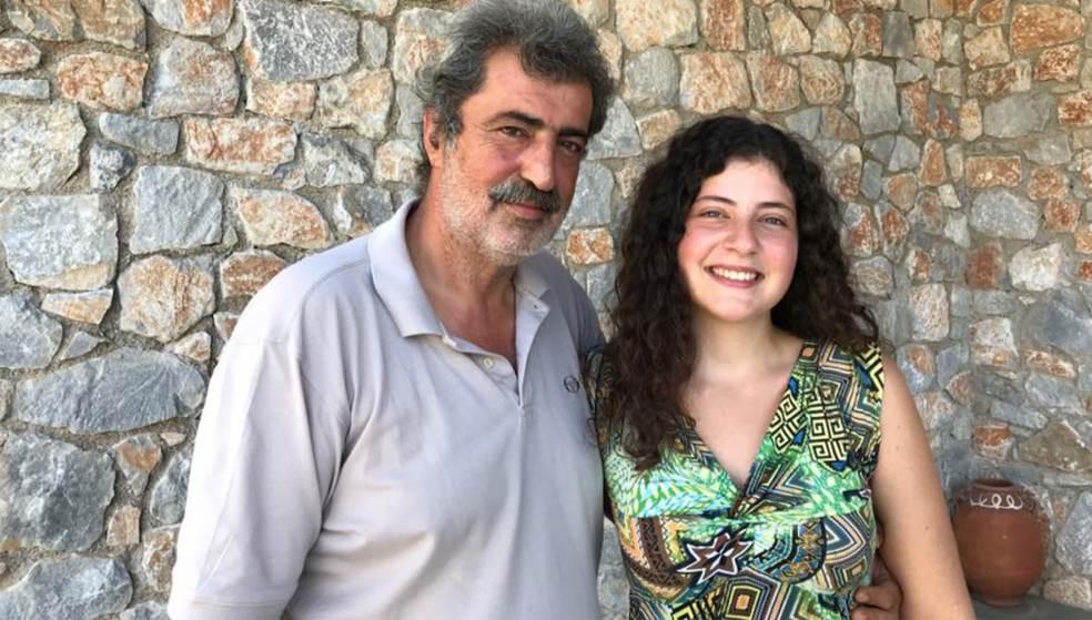 «Γιατρίνα» η κόρη του Παύλου Πολάκη - Η Πέρσα πέρασε στην Ιατρική