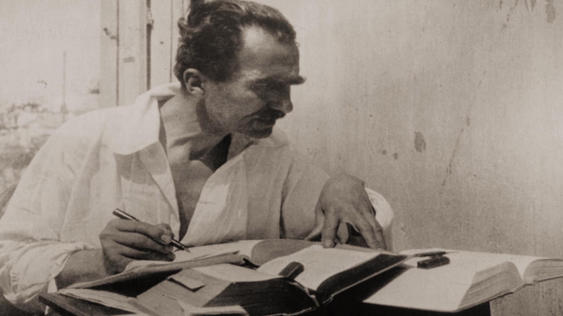 Ο Νίκος Καζαντζάκης και η επίδραση του έργου του σε άλλους συγγραφείς