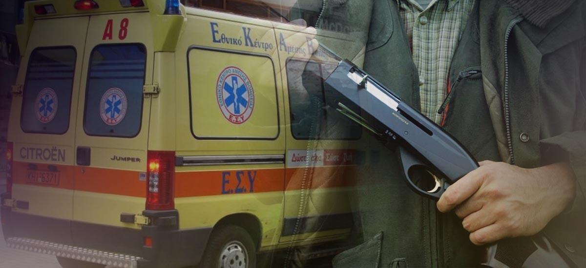 Έγκλημα στο Ρέθυμνο: «Αποχαιρετούν» τον κυνηγό – Χειρουργήθηκε ο δράστης